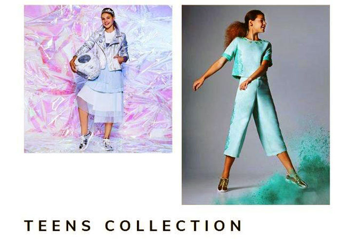 Aimilia presents the new teen collection for Arabic Emirates…