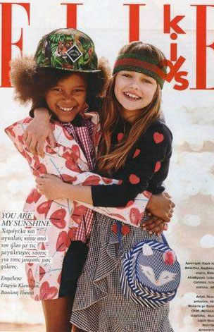 Izambela And Natalia For Elle!!