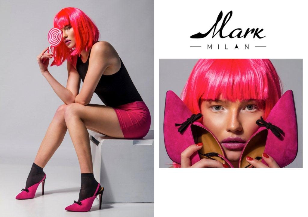 Ine For Mark Milan Campaign…