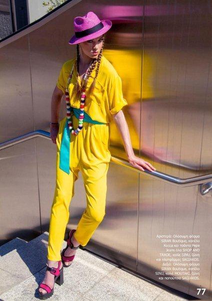 Medea For Yon Magazine…