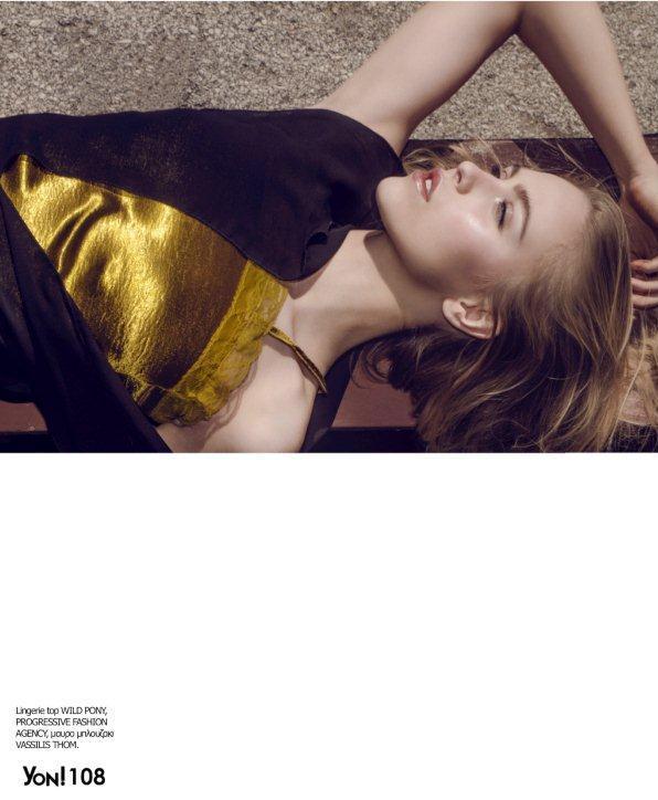 Mathilde For Yon Magazine…