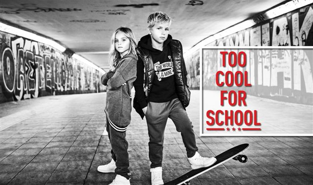 Valeria And Andreas For Sports Clothing Campaign!!