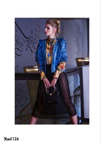 Sinthia For Yon Fashion Editorial..