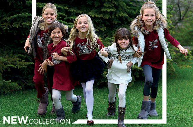 Alexandra, Natalia, Ariadni, Marilissa & Mathilde for International Brand Campaign!