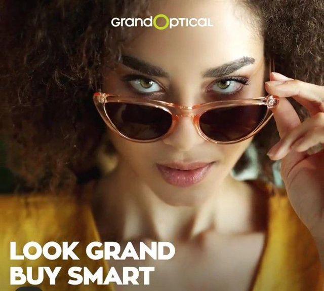 Marianna for Grand Optical!!