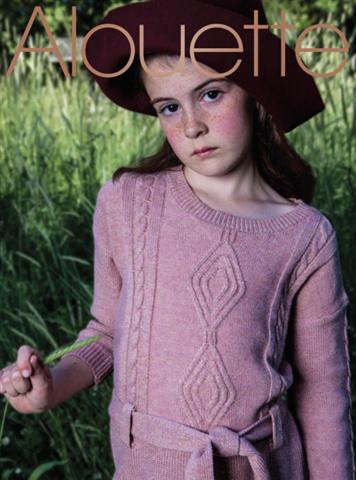 Eleni for Alouette Cover!