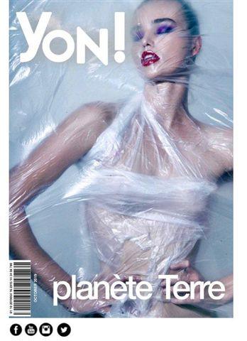 Nika for Yon! magazine.