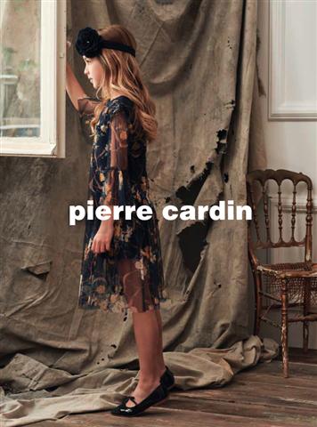 Valeria for Pierre Cardin campaign!
