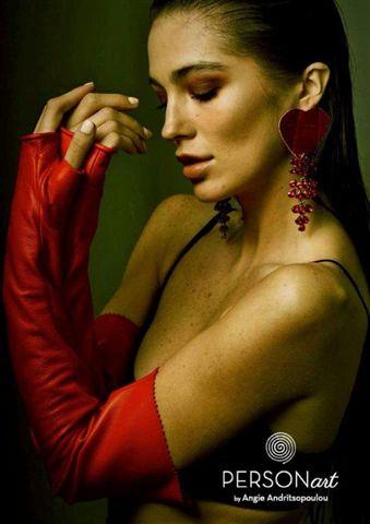 Kristina for Person art campaign!