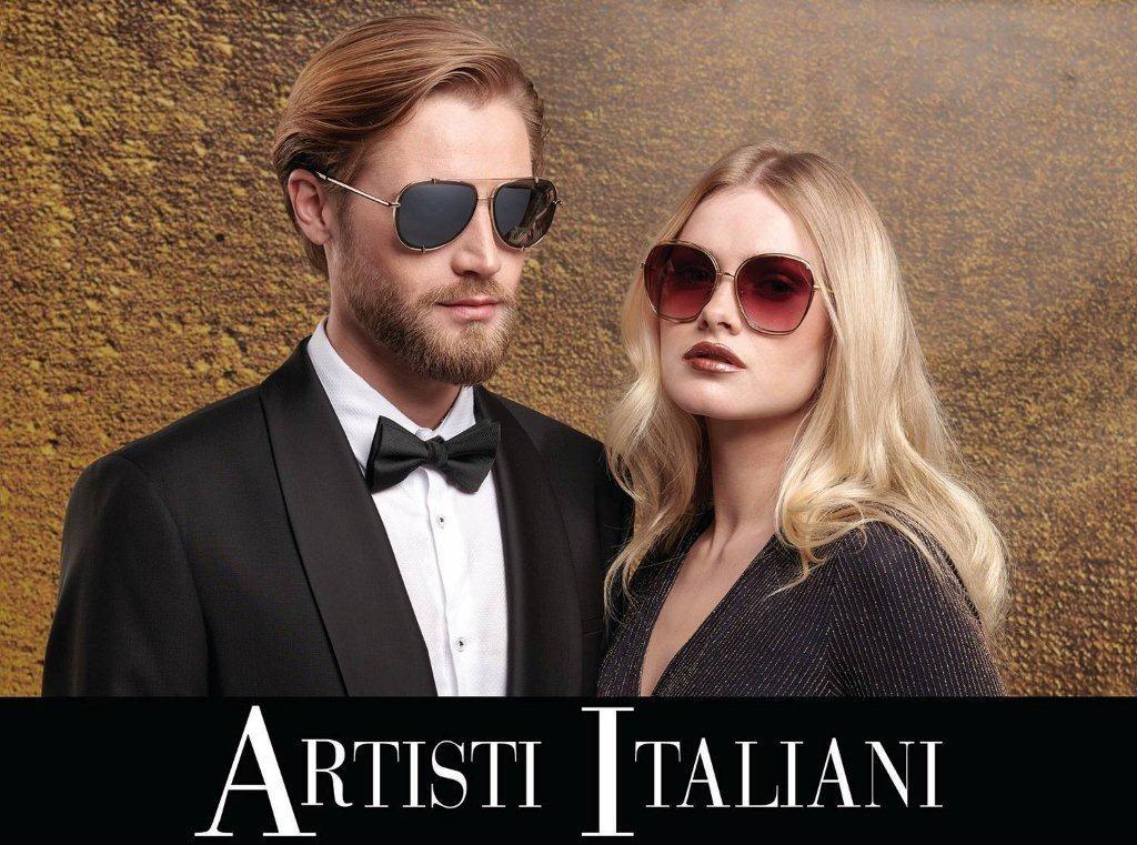 Josey for Artisti Italiani campaign!